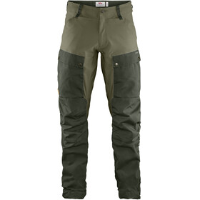 Fjällräven Keb Trousers Men Deep Forest-Laurel Green